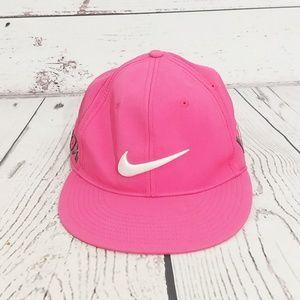 Nike Golf Flex 20XI hot pink hat